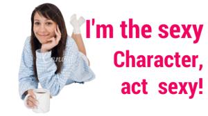 Characters Editing