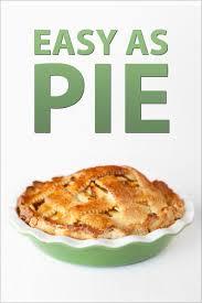 easy as pie